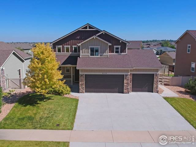 2114 81st Ave, Greeley, CO 80634 (MLS #894856) :: Colorado Home Finder Realty
