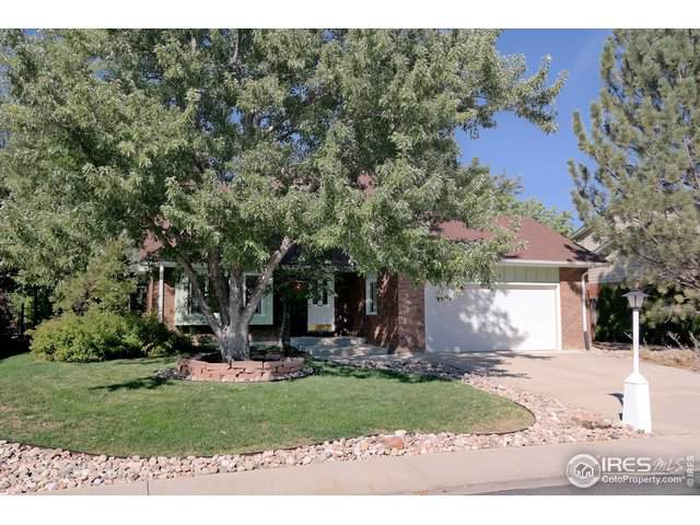 2119 Westlake Dr, Longmont, CO 80503 (MLS #894859) :: Colorado Home Finder Realty