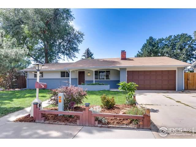 1533 Northwestern Rd, Longmont, CO 80503 (MLS #894870) :: Colorado Home Finder Realty