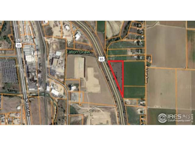 Address Not Published, Greeley, CO 80631 (MLS #894874) :: Hub Real Estate