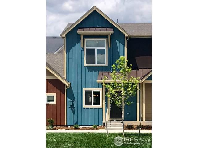 226 N Parkside Dr C, Longmont, CO 80501 (MLS #894875) :: Keller Williams Realty