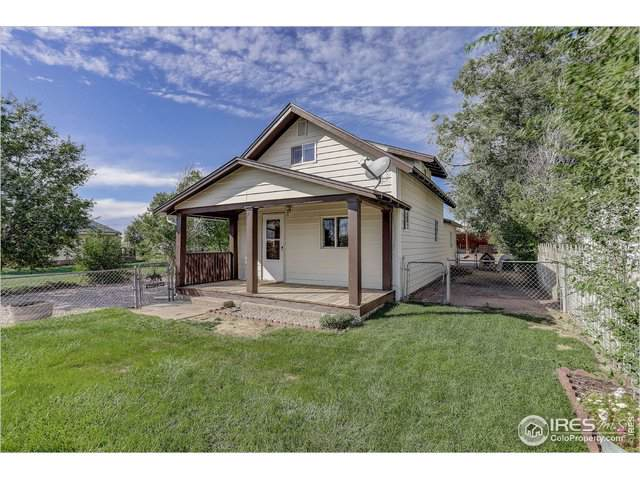 309 Lee St, Briggsdale, CO 80611 (MLS #894879) :: Keller Williams Realty
