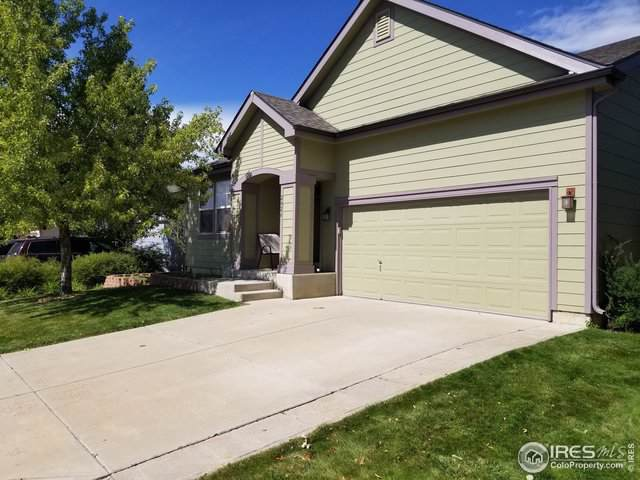 2424 Tyrrhenian Dr, Longmont, CO 80504 (MLS #894884) :: Keller Williams Realty