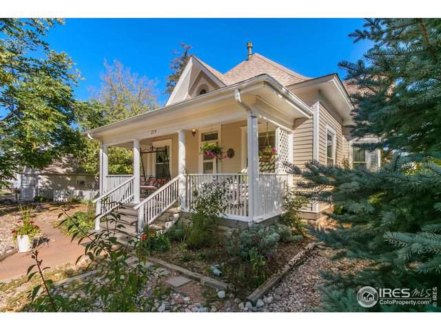 219 Park Ave, Pierce, CO 80650 (MLS #894885) :: Keller Williams Realty