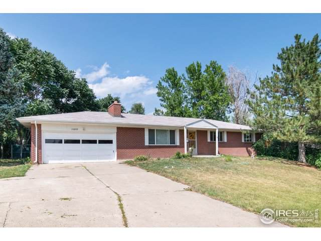 16695 W 50th Ave, Golden, CO 80403 (#894892) :: My Home Team