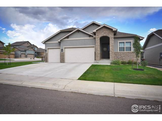 4383 Golden Currant Ct, Johnstown, CO 80534 (MLS #894893) :: Keller Williams Realty
