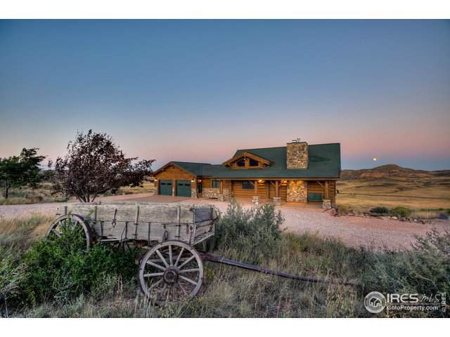 13024 Owl Canyon Trl, Laporte, CO 80535 (MLS #894900) :: J2 Real Estate Group at Remax Alliance