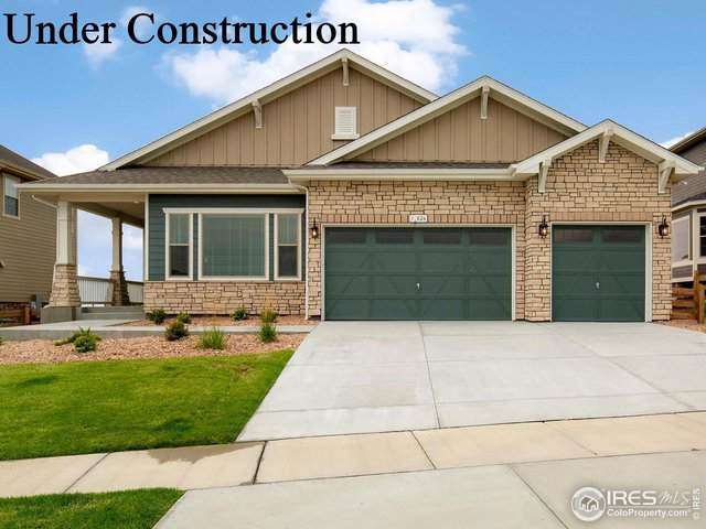 5838 Riverbluff Dr, Timnath, CO 80547 (#894924) :: The Peak Properties Group