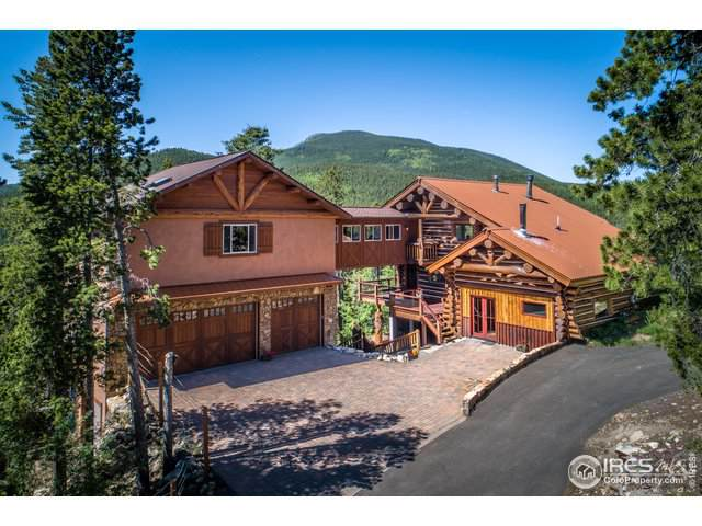 32 Sander Rd, Golden, CO 80403 (MLS #894928) :: June's Team