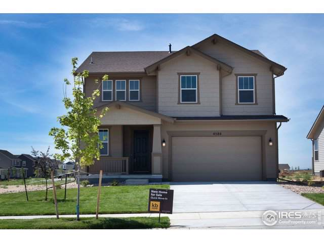 4584 N Bend Way, Firestone, CO 80504 (MLS #894934) :: 8z Real Estate