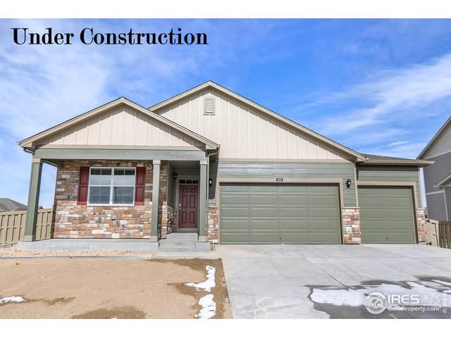 397 4th St, Severance, CO 80550 (MLS #894969) :: Kittle Real Estate