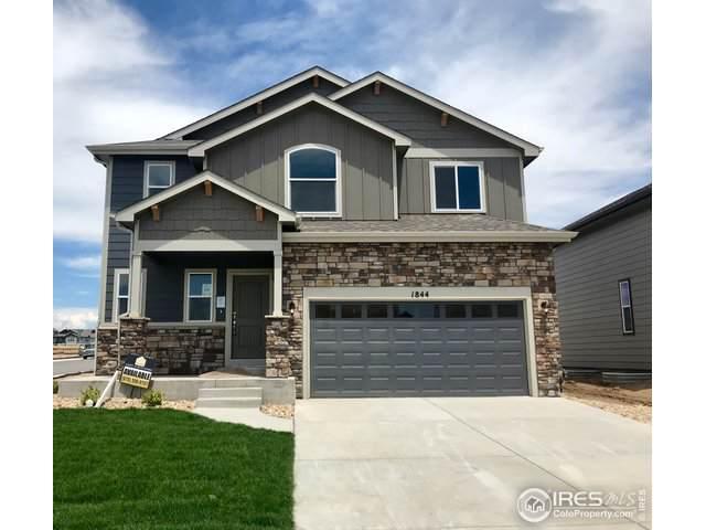 1291 Baker Pass St, Severance, CO 80550 (#894989) :: HomePopper