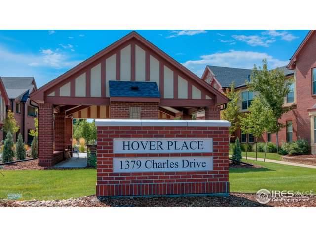 1379 Charles Dr #8, Longmont, CO 80503 (MLS #895028) :: 8z Real Estate
