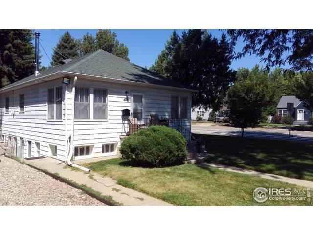 401 S Grant Ave, Fort Collins, CO 80521 (MLS #895053) :: Jenn Porter Group