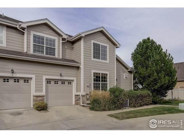 1625 Metropolitan Dr C, Longmont, CO 80504 (MLS #895079) :: 8z Real Estate