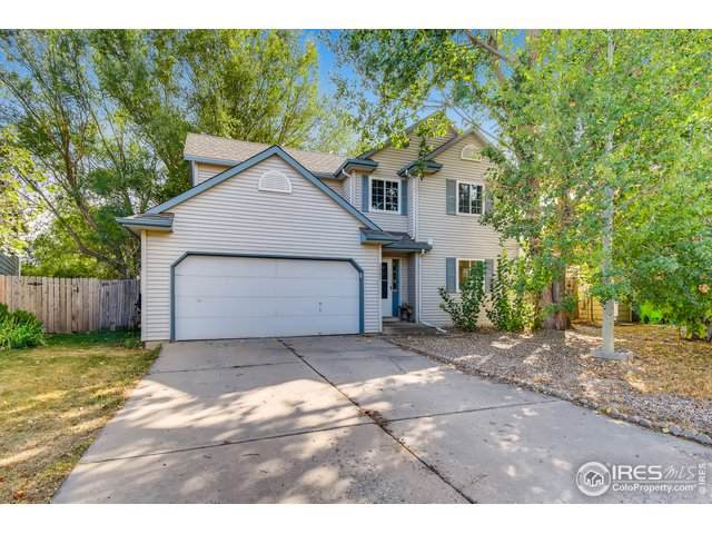 2007 Connecticut Ct, Fort Collins, CO 80525 (MLS #895097) :: J2 Real Estate Group at Remax Alliance
