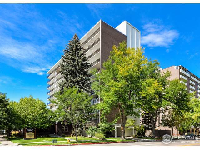 421 S Howes St #401, Fort Collins, CO 80521 (MLS #895102) :: Colorado Home Finder Realty
