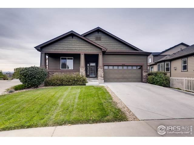 1373 Armstrong Dr, Longmont, CO 80504 (MLS #895105) :: 8z Real Estate