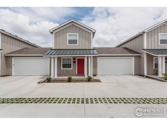 4070 Sveta Ln #4, Wellington, CO 80549 (#895106) :: James Crocker Team