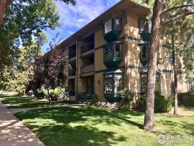 400 Emery St #302, Longmont, CO 80501 (MLS #895113) :: J2 Real Estate Group at Remax Alliance