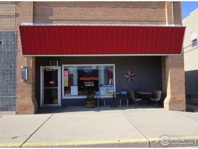 145 S 1st St, Cheyenne Wells, CO 80810 (#895131) :: HomePopper
