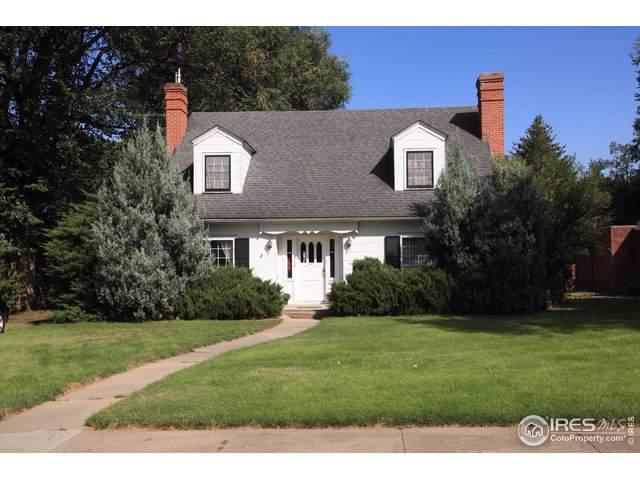 316 Jackson Ave, Fort Collins, CO 80521 (MLS #895141) :: 8z Real Estate