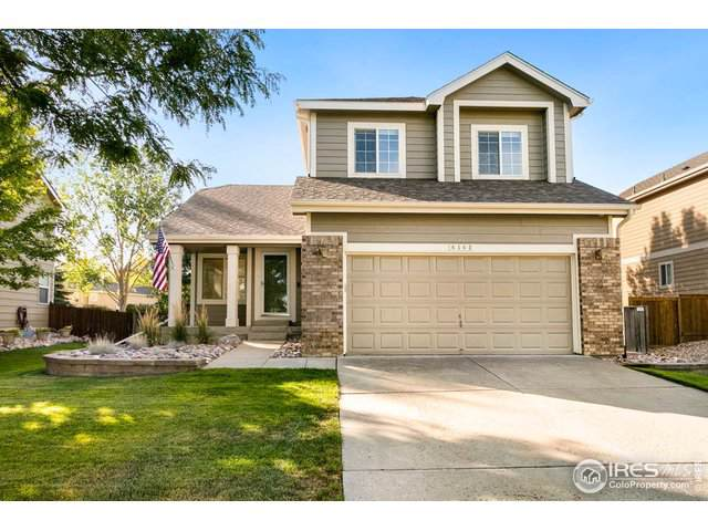 4142 Foothills Dr, Loveland, CO 80537 (MLS #895206) :: 8z Real Estate