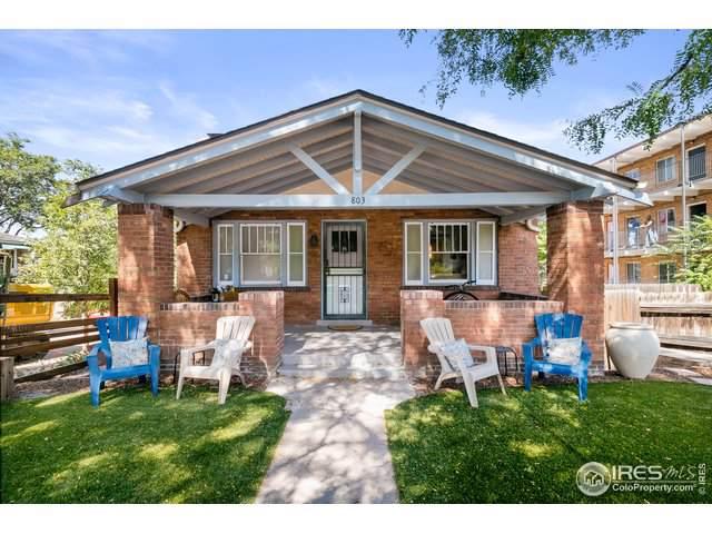 803 E Ellsworth Ave, Denver, CO 80209 (MLS #895217) :: 8z Real Estate
