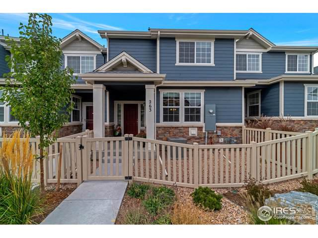 263 Jackson Dr, Erie, CO 80516 (MLS #895241) :: Colorado Home Finder Realty
