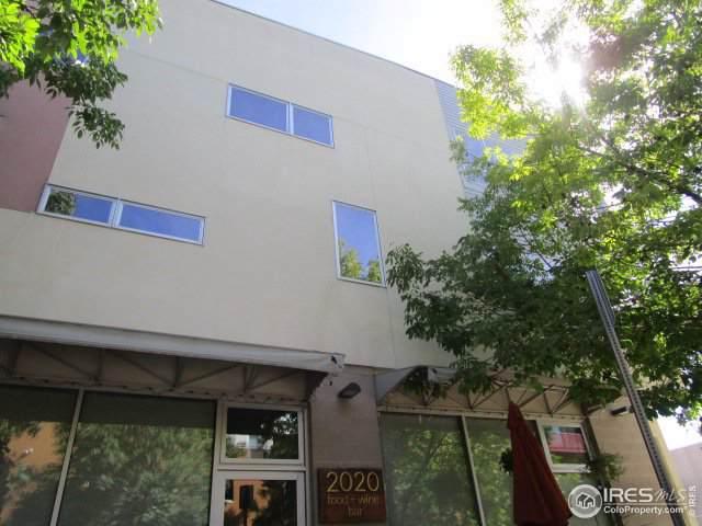 2020 Ionosphere St #16, Longmont, CO 80504 (MLS #895258) :: 8z Real Estate