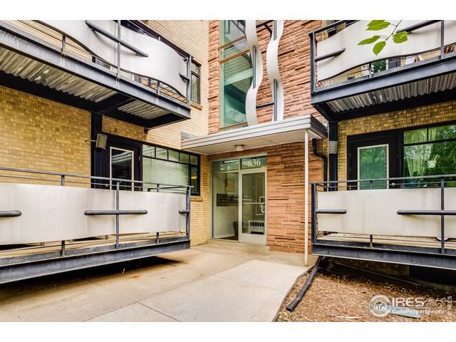 636 N Washington St #104, Denver, CO 80203 (MLS #895288) :: J2 Real Estate Group at Remax Alliance