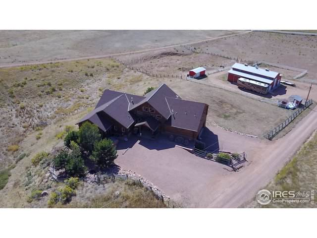 294 County Road 37E, Lyons, CO 80540 (MLS #895290) :: Hub Real Estate