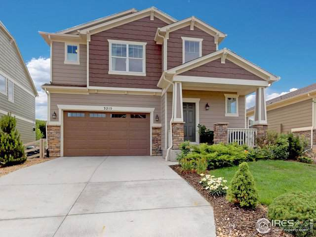 3215 Bryce Dr, Fort Collins, CO 80525 (MLS #895305) :: J2 Real Estate Group at Remax Alliance