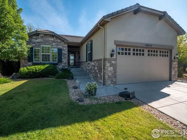 16458 Aliante Dr, Broomfield, CO 80023 (MLS #895329) :: 8z Real Estate