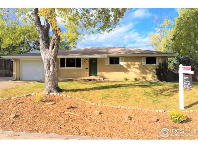1025 W 101st Pl, Northglenn, CO 80260 (MLS #895334) :: 8z Real Estate