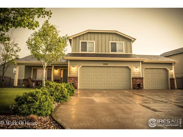 3337 Grizzly Way, Wellington, CO 80549 (MLS #895371) :: 8z Real Estate