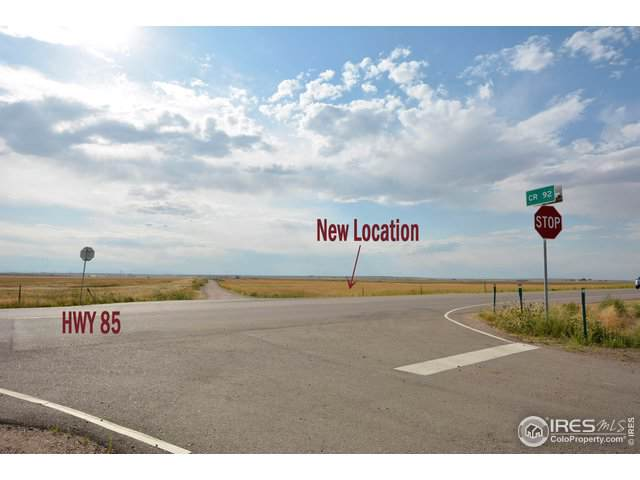 0 County Road 92 (Lot C East), Pierce, CO 80650 (MLS #895399) :: 8z Real Estate