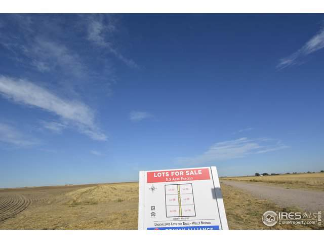 0 County Road 92 (Lot A West), Pierce, CO 80650 (MLS #895411) :: 8z Real Estate