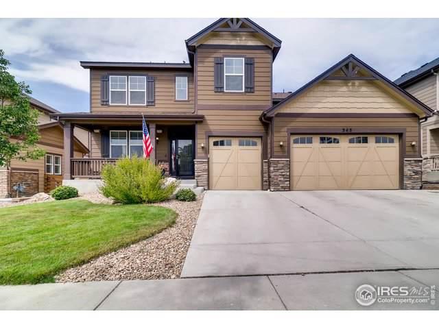 365 Dusk Ct, Erie, CO 80516 (MLS #895424) :: 8z Real Estate