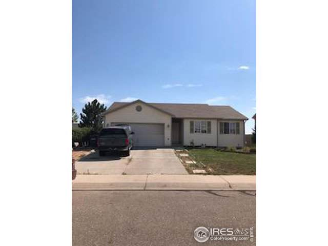 1104 E 25th St Ln, Greeley, CO 80631 (MLS #895428) :: Kittle Real Estate