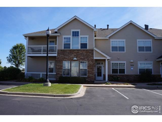 3630 Ponderosa Ct #3, Evans, CO 80620 (MLS #895436) :: 8z Real Estate