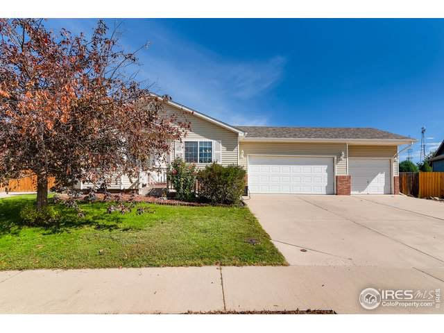 3212 Stirrup Ln, Evans, CO 80620 (MLS #895438) :: 8z Real Estate