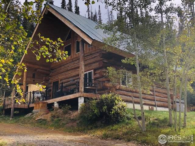 482 Wilderness Rd, Walden, CO 80430 (MLS #895442) :: 8z Real Estate
