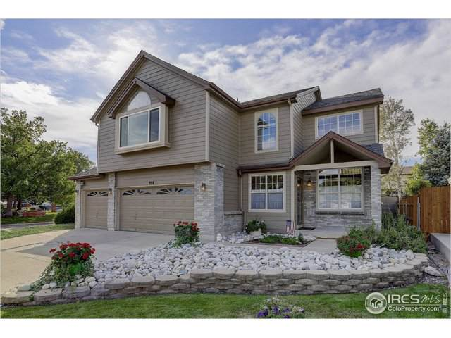 998 E 133rd Ave, Thornton, CO 80241 (MLS #895465) :: 8z Real Estate
