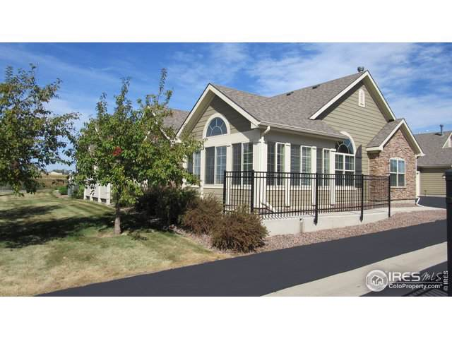 2497 Santa Fe Dr D, Longmont, CO 80504 (MLS #895472) :: 8z Real Estate