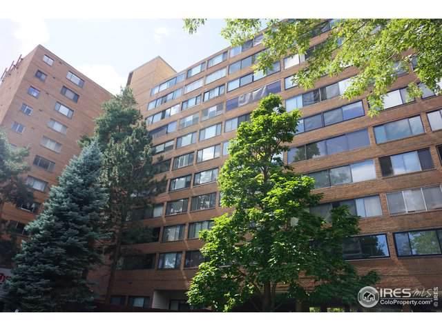 1850 Folsom St #811, Boulder, CO 80302 (MLS #895479) :: J2 Real Estate Group at Remax Alliance