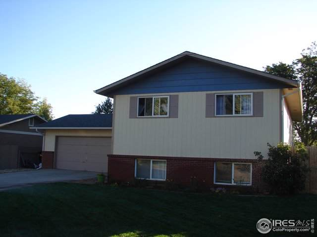 186 44th Ave, Greeley, CO 80634 (MLS #895536) :: 8z Real Estate