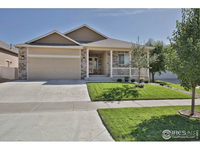 3608 Rialto Ave, Evans, CO 80620 (MLS #895538) :: 8z Real Estate