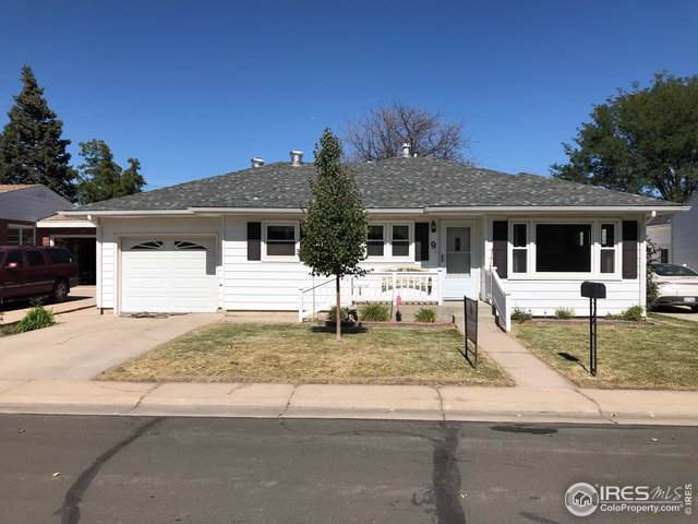 9 Circle Dr, Brush, CO 80723 (#895560) :: My Home Team