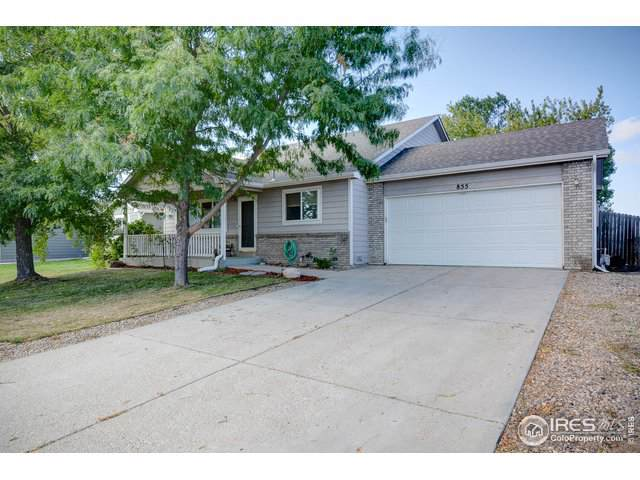 855 S Lilac St, Milliken, CO 80543 (MLS #895569) :: 8z Real Estate